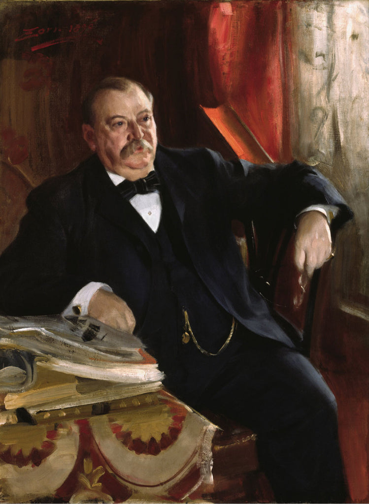Anders Zorn - Grover Cleveland