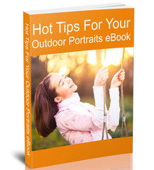 Hot Tips For Outdoor Portraits eBook