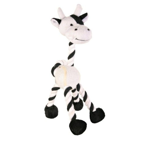 ANIMALS ON A ROPE, PLUSH - 28 CM