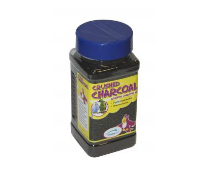 happy pet crushed charcoal  250GM