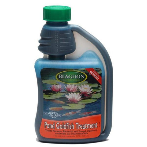 Blagdon Goldfish Treatment for Unwell Pond Fish 250ml