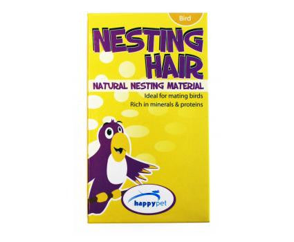 Happy Pet Natural Nesting Hair