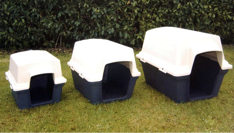 Nobby Plastic Dog Kennel Small, Medium and Large