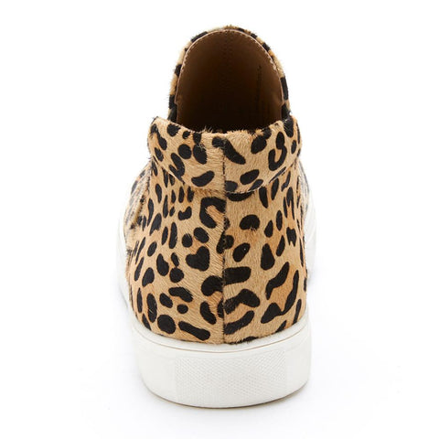 Matisse Harlan Pull On Sneakers In Leopard