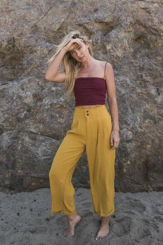 Great Escape Pleated Pants
