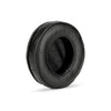 Headphone Memory Foam Earpads - Round  - Sheepskin Leather