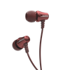 Jive Noise Isolating IEM Earphones w/ 3 Button Remote & Microphone for iOS Devices - Refurbished