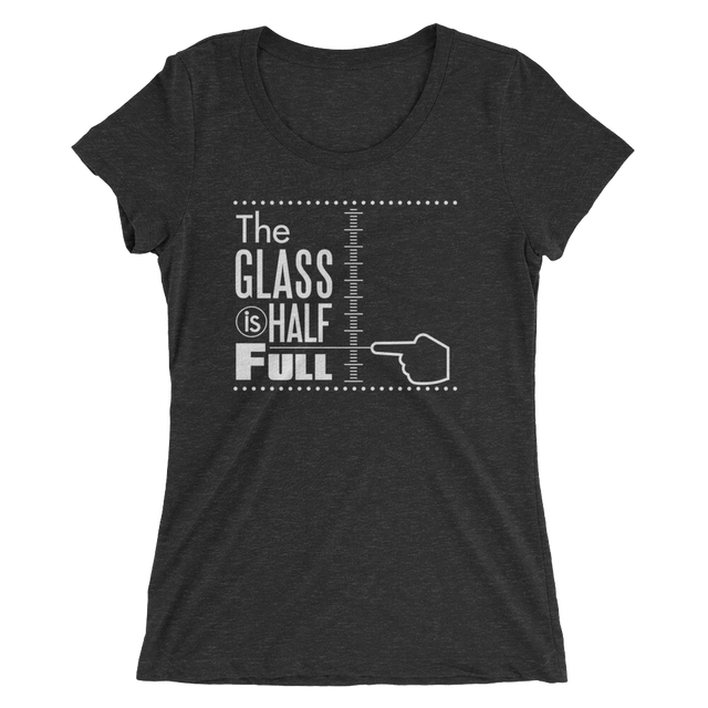 Optimistic T-Shirt Women - Infused Thoughts
