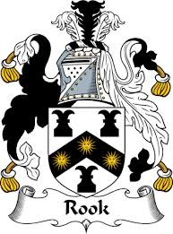Rook family crest