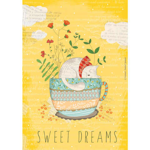 Sweet Dreams print wall art