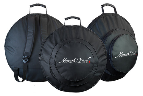 Cymbal Bag - Embroidered Murat Diril Logo (CB0322)