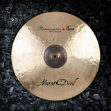 "Murat Diril Regular 18"" Crash Cymbal Canada RR2018"