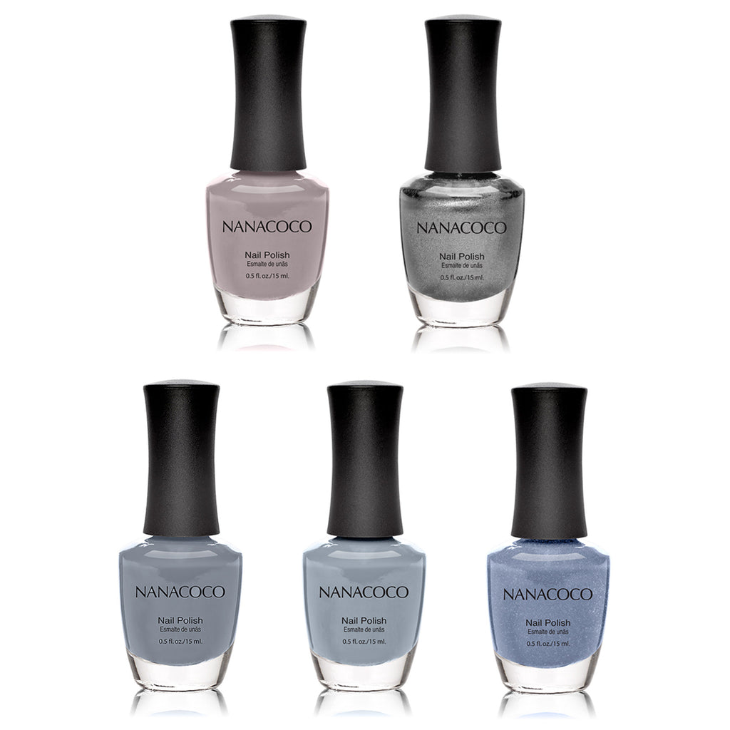 Bewitched Collection: Five Piece Nail Polish Set