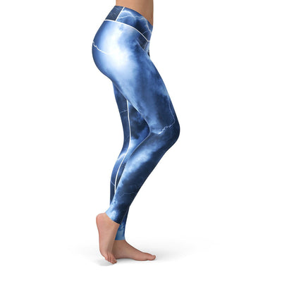 Electric Storm Leggings