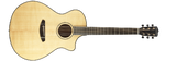Breedlove Oregon Concerto CE Sitka-Myrtlewood Acoustic-Electric Guitar