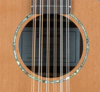 Breedlove Solo Concert 12-string CE Acoustic-Electric Guitar