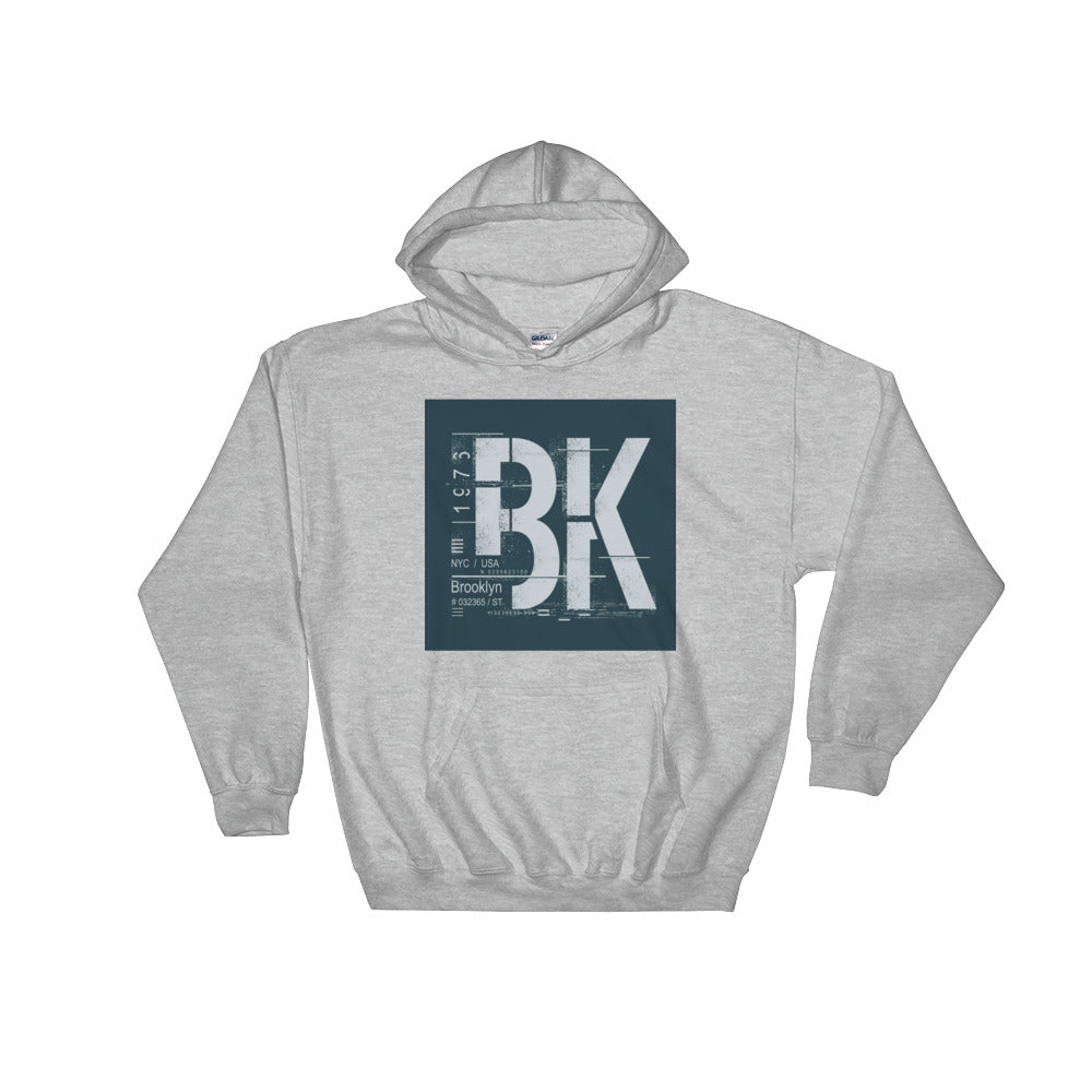 """Brooklyn"" Downtown Hoodie"
