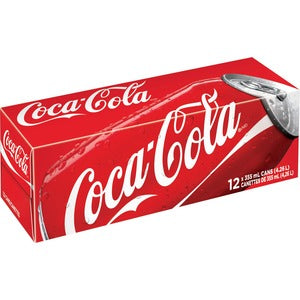 Coca-Cola Soft Drink (Carton of 12)