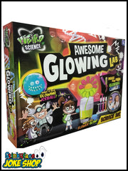 Awesome Glowing Lab Science Set