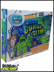 Glowing Gunge & Slime Science Set