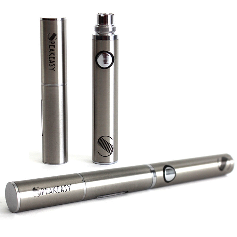 Speakeasy Stainless Steel Full Case Battery