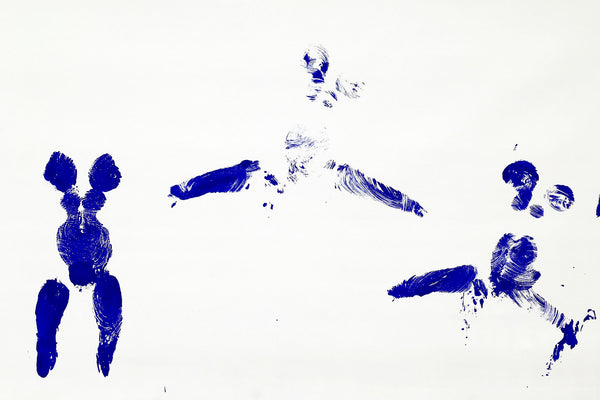 Giacometti / Yves Klein - In Search of the Absolute
