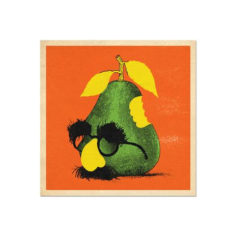 "Many Things Series - ""A Pear"" Print Print- YONIL 
