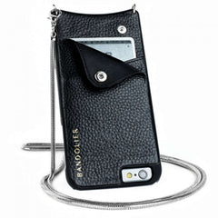 Belinda Silver - iPhone 6 Plus / 6S Plus/7 Plus/ 8 Plus Case - Bandolier - Accessories - TOPGEARNY