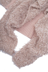 Frozen Open Cardigan - Nude - Sweater - TOPGEARNY