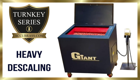 turnkey series heavy descaling giant finishing wedge 5