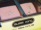 BURR KING Combi PAKS Model 25 Tub with media Front Side View