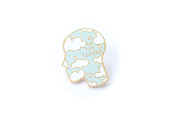 In The Clouds Pin