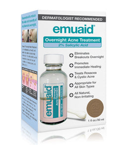 Emuaid Overnight Acne Treatment