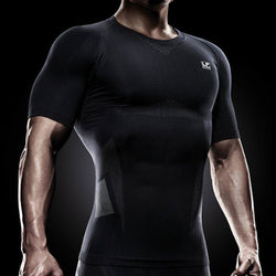 Compression Shirt for Shoulders and Back, EmbioZ Brand