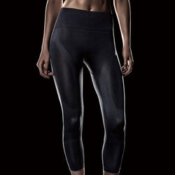 Compression Capri Pant for Women's Leg/Thigh Support, EmbioZ Brand