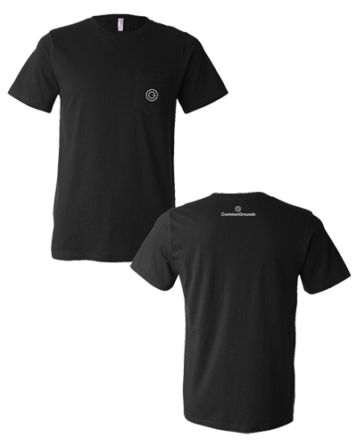 CommonGrounds - Mens Pocket Tee