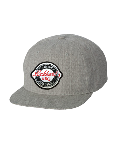 Lockhart's BBQ - Patch Hat