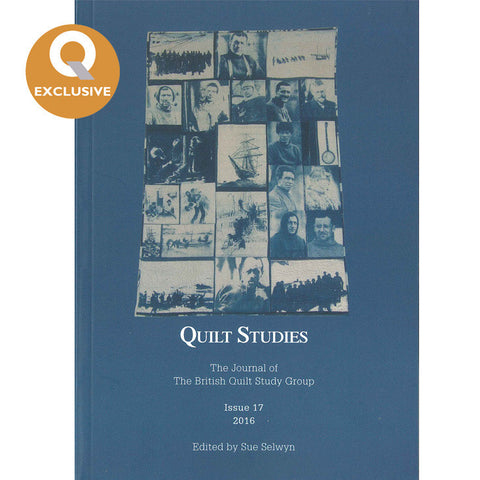 Quilt Studies Journal 17