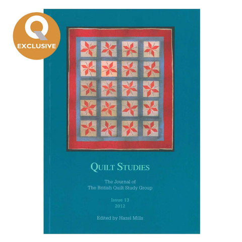 Quilt Studies Journal Issue 13