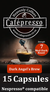 Dark Angel's Brew Capsules x15