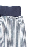 Everyday Short in Navy Stripe