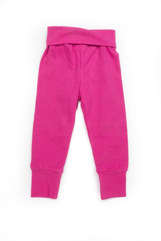 Charley Everyday Legging in Fuchsia Pink - Thimble - Pants - 1