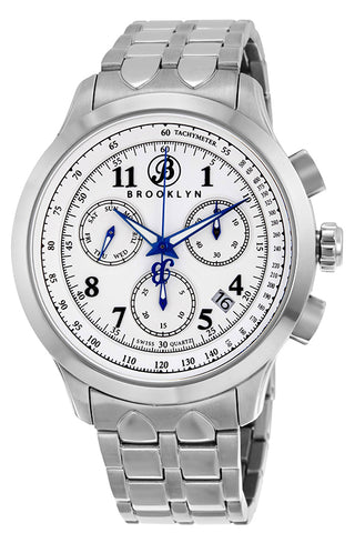 Brooklyn Prince Swiss Quartz Chronograph Mens Watch BW-204-M1112