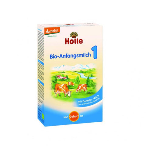 Holle organic formula stage 1