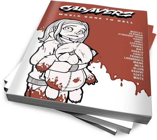 CADAVERS: WORLD GONE TO HELL Graphic Novel