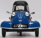 Oxford Diecast Messerschmitt KR200 Convertible Royal Blue
