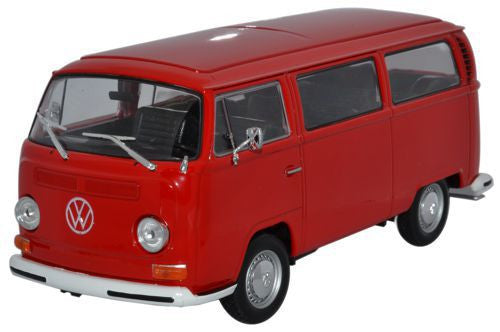 WELLY Volkswagen Bus - 1:24 Scale