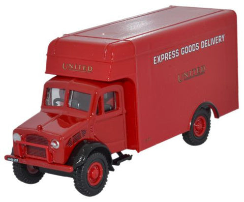Oxford Diecast Bedford OW Luton - 1:76 Scale