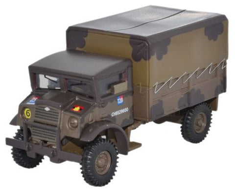 Oxford Diecast 1st Canadian Army _ UK 1944 CMP LAA Tractor - 1:76 Scal - OxfordDiecast