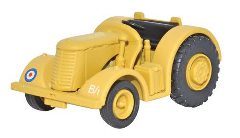 Oxford Diecast David Brown Tractor RAF Middle East - 1:76 Scale